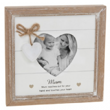 Joe Davies - Heart  Mum Frame
